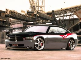 Dodge Charger by GoodieDesign