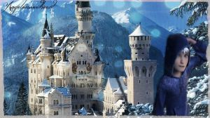 ~ Jack Frost's Castle ~ by Angelicsweetheart