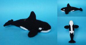 Orca by LunasCrafts