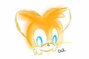 Tails??? by BabyKichy