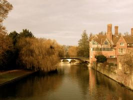 From Cambridge with Love by deppink