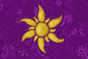 Tangled Sun by SimbaHearted