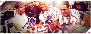 A.C. Milan 2007 Winner UCL by FodsSFA