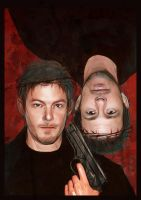 The Boondock Saints poster by Gregory-Welter