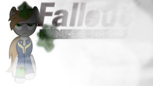 Fallout: Equestria Wallpaper by thaBIGDADDY5