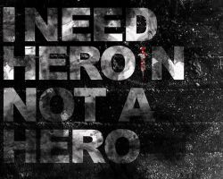 Heroin 1 by crymz