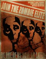 Zombie Elite Propaganda by ZlayerOne