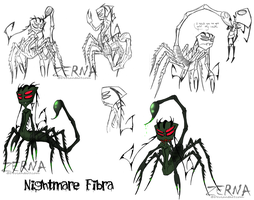 Nightmare Fibra by Zerna