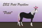 EBS Petit Papillion by Orstrix