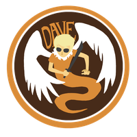 DAVESPRITE by vaydraw