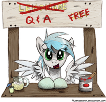Patch's Q & A by Vulpessentia