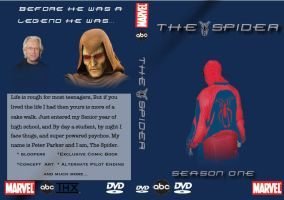 The Spider: Season one DVD Cover -quickie- by Steamland