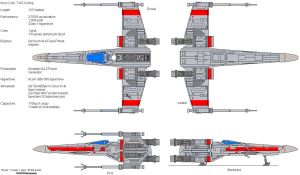 T-65C X-Wing by Soter-1