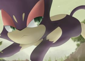 Purrloin by All0412