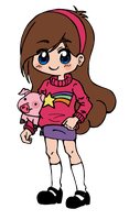 Mabel by xFannyx