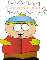 Classic Cartman by T95Master