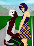 30DayChallange- Day#1 Holding hands (VioletXAndre) by 4EverBecause