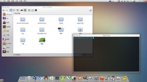 My Oneiric with KDE by shule1987