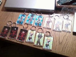 KHBBS Keychain Stuff by rasenth