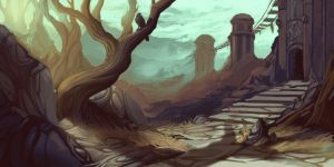The Mimic: Valley of Derichi by Jacobtm92