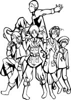 The World Ends With Hetalia 1 by AliceOfTheRose