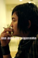 me and my cigarette by souldiers