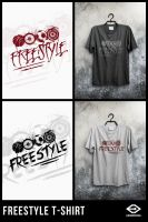 Freestyle T-Shirt by engin-design