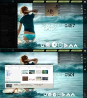 Desktop New RM-Skin by MaTze-II