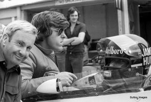 T.Mayer|A.Caldwell|J.Hunt -Great Britain Test 1978 by F1-history
