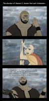 Aang's Father by angelwingkitty