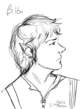 Bilbo Baggins Version 1 by silver-autumn