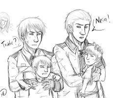 APH A Parent's Curse by one-who-draws