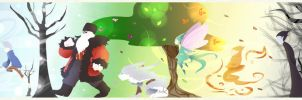 Rotg - Seasons Change by ChibiGuardianAngel