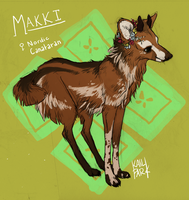 Makki by BlackSeaFoam