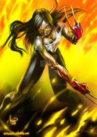 X-23 by scarypet
