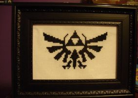 Crest of Hyrule by xxEmofoxdemonxx