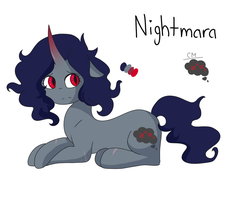 Nightmara by Idoartz