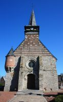 Neuville Church by YunaHeileen