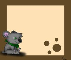 Koala Mikuni Background by Letipup