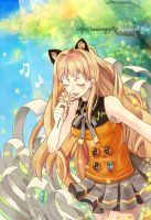 Vocaloid:SeeU by mabong1989