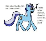Doctor What-Minuette by Maka00