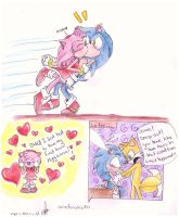My first kiss... by sonicfanatic991
