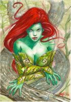 poison ivy color 1 by LucaStrati