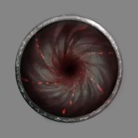 Deep Down Shield by Lilithina