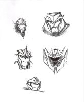 TFP Bad Guys by Alejio