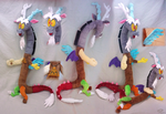 Discord plush V2 - large by lazyperson202