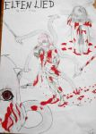 Elfen Lied - The Last Song by ShihonRainbow