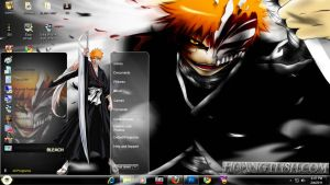 Style Win 7: Bleach by hoangtush