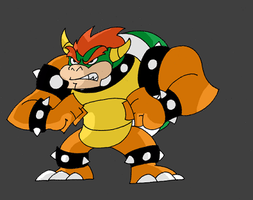 Bowser Stomp by timeware