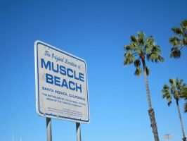Muscle Beach by xXxTaintedSoulxXx